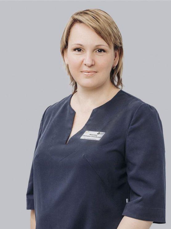 Михалева Светлана Геннадьевна